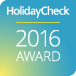 HolidayCheck 2016 Awards